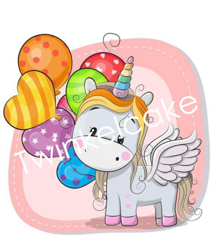 taartprint unicorn 3