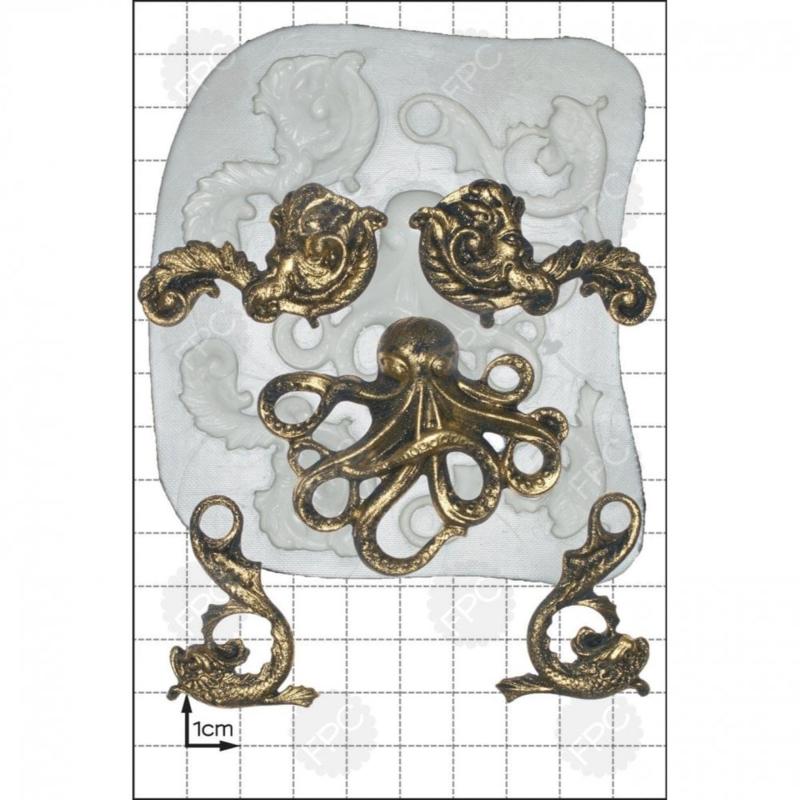 FPC Octopus & scrolls