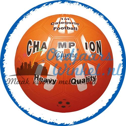 Champion voetbal | De originele carbid bal