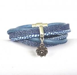 Luxe wikkelarmband