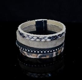 Ibiza armband breed