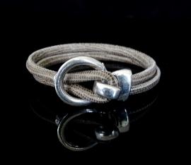 Haak- Lus armband