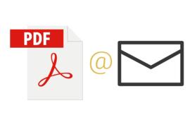 Digitale kaart - PDF - aanschaf >30 stuks