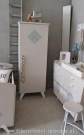 Babykamer Linen/wit