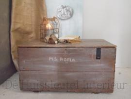 Oude kist (verkocht)