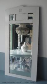 Antiek brocante spiegel