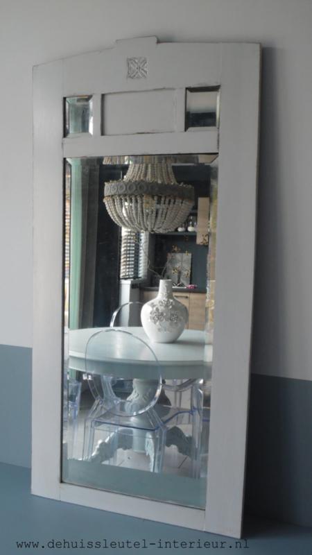 Antieke Brocante Spiegel.Antiek Brocante Spiegel Verkocht De Huissleutel Interieur