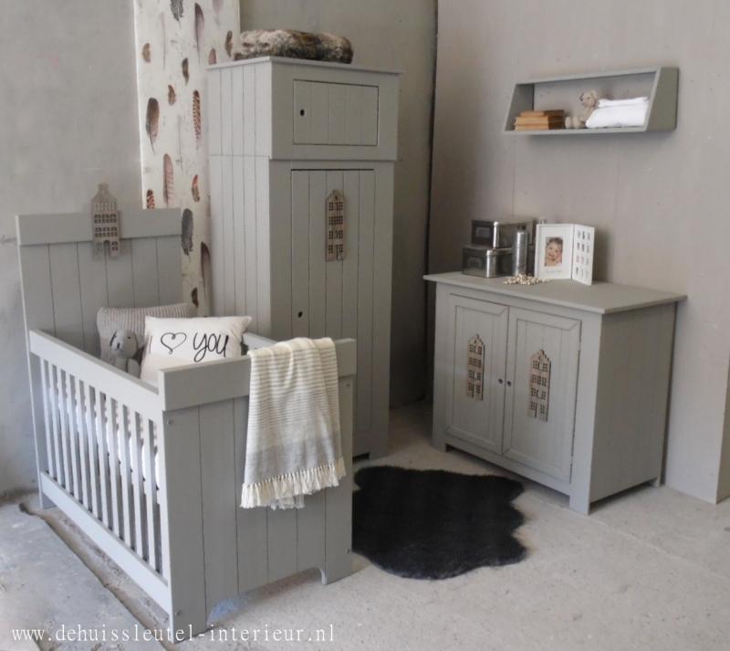 Babykamer Grachtenpand