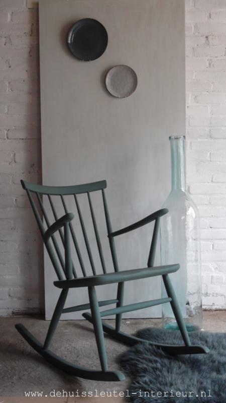Wonderlijk Vintage schommelstoel | Verkocht | De Huissleutel Interieur GB-04