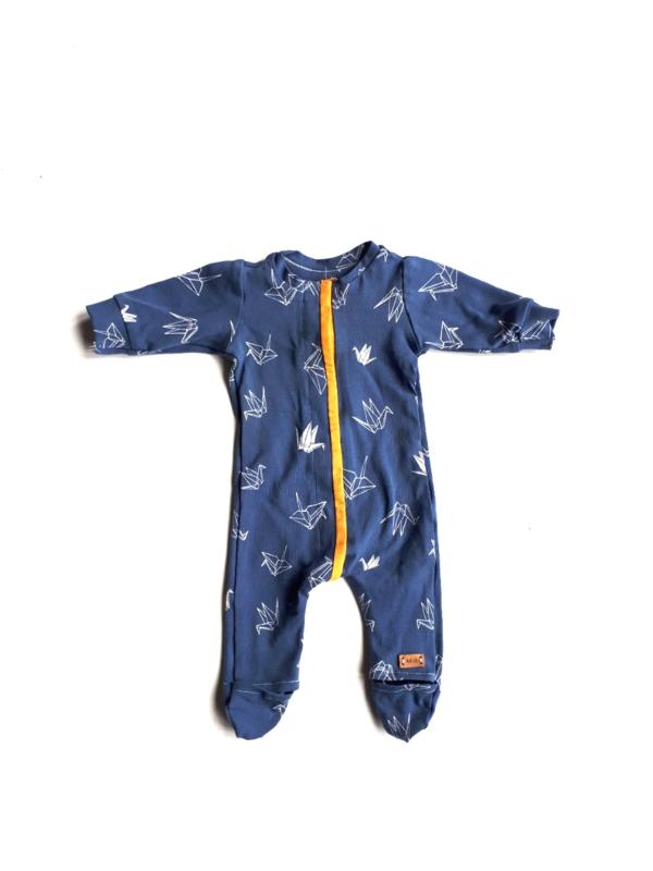 Babypakje BLUE maat 44