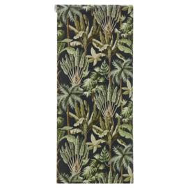 22. Palmboom groen behang