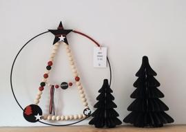 DIY Kerst kralen Kerstboom