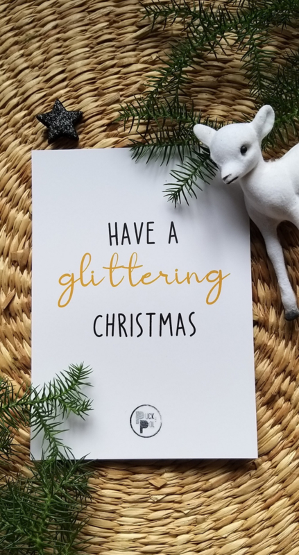 Have a glittering Christmas