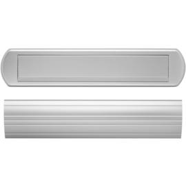 Skantrae brievenbuspakket ovaal aluminium