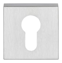 Skantrae Cilinderrozet Clarke square mat chroom