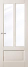Austria binnendeuren Balance Fresno - Blank facetglas