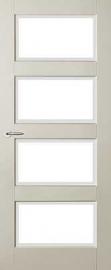 Austria binnendeuren Balance Jersey - Blank facetglas