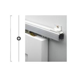 Schuifdeur pakket Slimserie ULTRA hang en sluit 558 - Deurgreep Tupelo 160 RVS