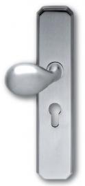 Skantrae Mat chroom veiligheidsgarnituur recht Easy, knop wexford
