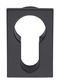 Skantrae cilinderrozet Tulsa minimal mat zwart