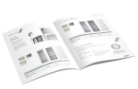 Brochures Svedex binnendeuren