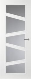 Svedex binnendeur Passie RD03 blank glas