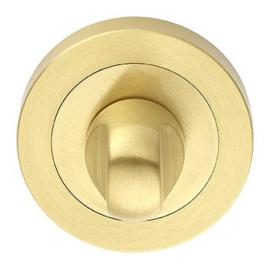 Skantrae Mat Messing Toiletgarnituur Astro
