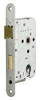Austria cilinderslot 1269 RVS Voorplaat
