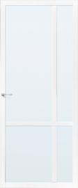 Skantrae SlimSeries witte Binnendeur SSL 4427 blank glas