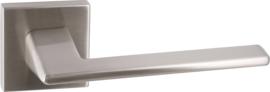 Deurkruk Vierkant Mat Nikkel - MD 0301
