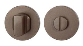 toiletgarnituur 50x6 mm stift 8 mm Bronze blend