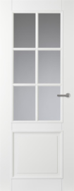 Svedex binnendeur Elegant CA13 blank glas