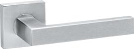 Deurkruk Vierkant Mat RVS - ID 0201