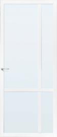 Skantrae SlimSeries witte Binnendeur SSL 4427 Nevel glas