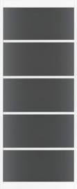 Skantrae SlimSeries Ultra Witte Binnendeur SSL 4205 Rookglas
