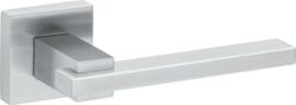 Deurkruk Vierkant Mat RVS - MD 0201