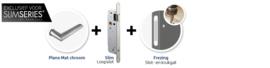 Draaideur pakket Slimserie hang en sluit 801 - Deurkruk Plano
