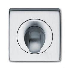 Skantrae Mat chroom Toiletgarnituur DND Square CSA