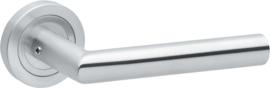 Deurkruk Rond Mat RVS - TL 0201