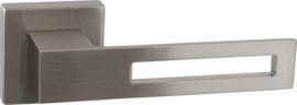 Deurkruk Vierkant Mat Nikkel - MD 0300
