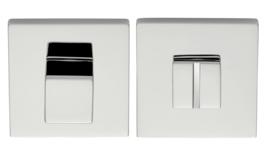 Skantrae Chroom toiletgarnituur Lena Square