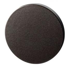 Blinde rozet 50x6 mm Dark blend