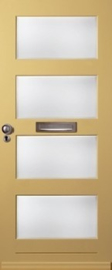 Skantrae Entrance SKE 304 ISO facet blank glas