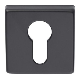 Skantrae cilinderrozet Tulsa mat zwart