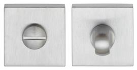 Skantrae Toiletgarnituur Clarke square mat chroom