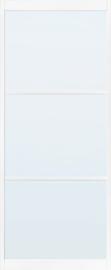 Skantrae SlimSeries Ultra Witte Binnendeur SSL 4203 Blank Glas