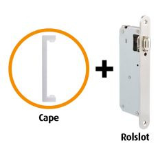 Handgreep pakket  Cape RVS