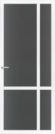 Skantrae SlimSeries witte Binnendeur SSL 4427 Rookglas