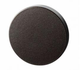 blinde rozet 50x8 mm Dark blend
