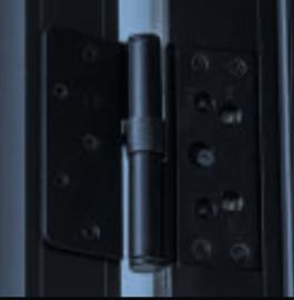 """Aluminium DKC """"Nero Industriale"""" Piave 56x37mm"""